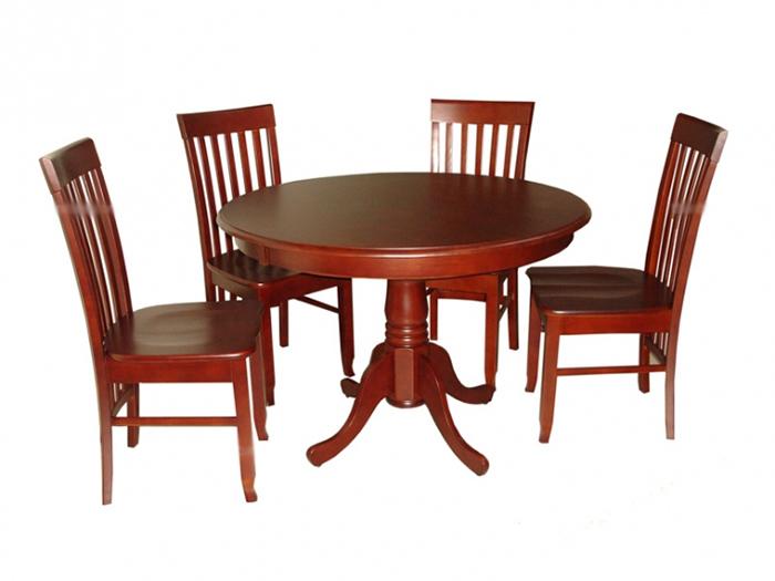 Chia sẻ cách lựa chọn và bảo quản bàn ăn bằng gỗ-5