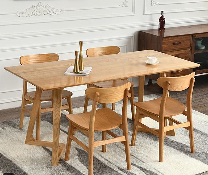 Chia sẻ cách lựa chọn và bảo quản bàn ăn bằng gỗ-9