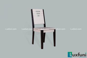 Ghế ăn 15 đen trắng thanh lịch-3