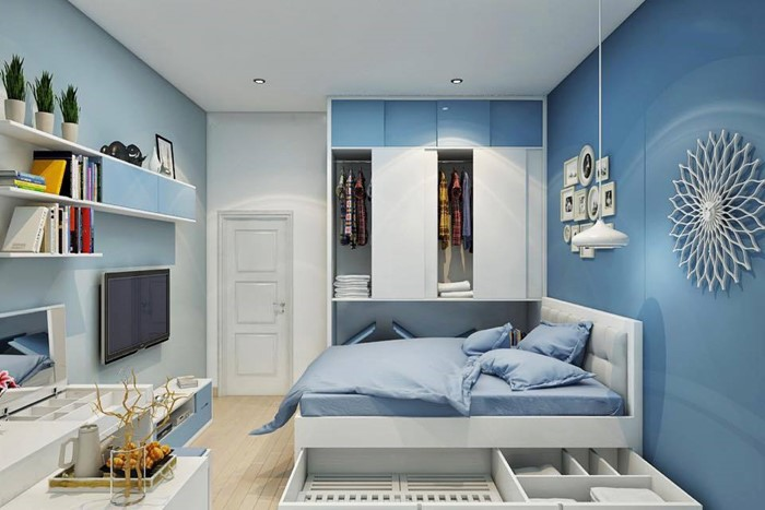 Gợi ý thiết kế nội thất theo các tông màu Pastel dịu dàng-10
