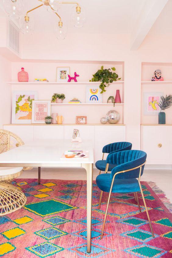 Gợi ý thiết kế nội thất theo các tông màu Pastel dịu dàng-2