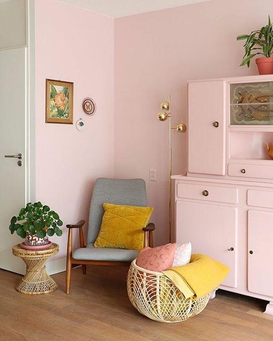 Gợi ý thiết kế nội thất theo các tông màu Pastel dịu dàng-3
