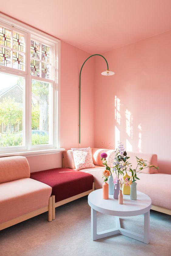 Gợi ý thiết kế nội thất theo các tông màu Pastel dịu dàng-4