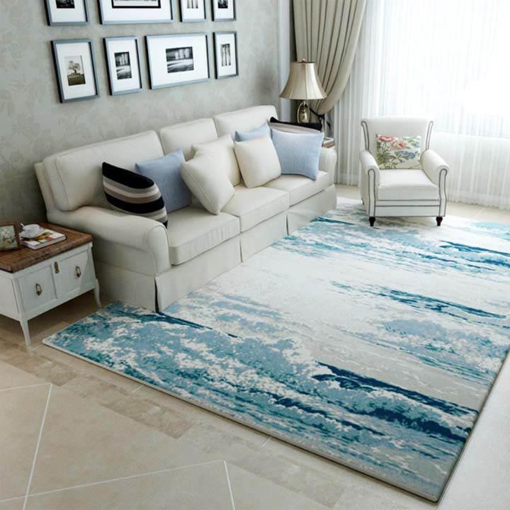 Kinh nghiệm chọn thảm trải sàn phòng khách thêm ấm cúng-6