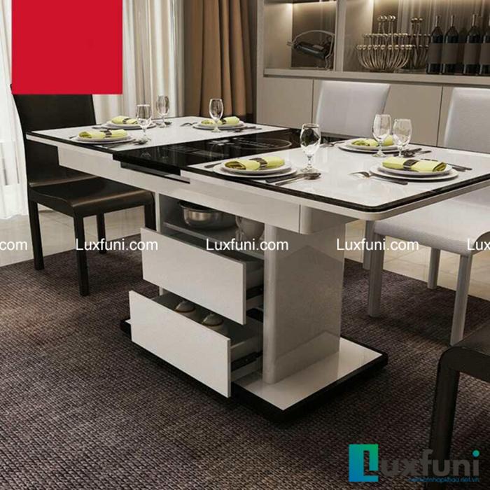 Sản phẩm bàn ăn bếp từ của Luxfuni