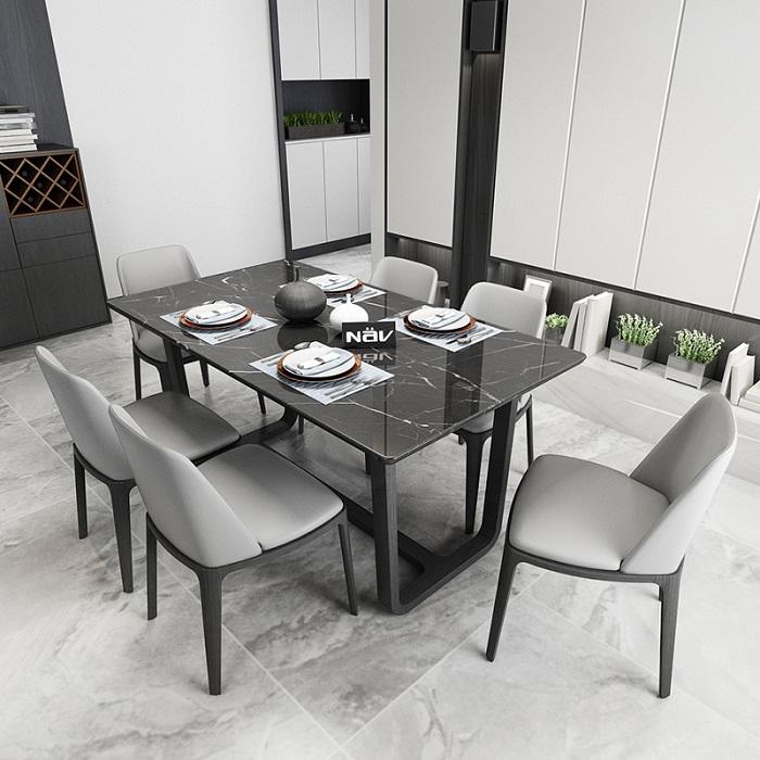 Có nên lựa chọn bàn ăn mặt đá cẩm thạch-2