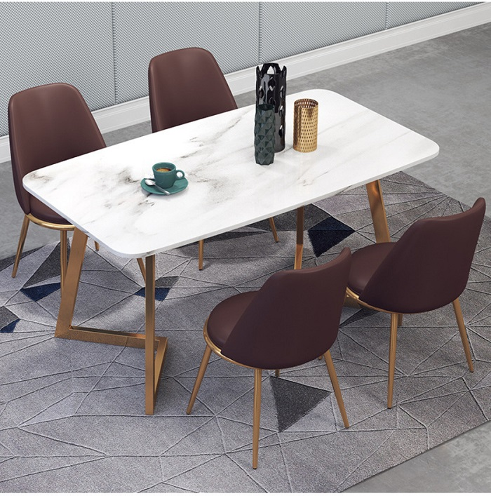 Có nên lựa chọn bàn ăn mặt đá cẩm thạch-4