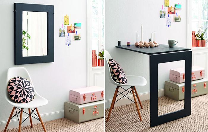 Trọn bộ bàn ăn thông minh treo tường cho nhà nhỏ-04