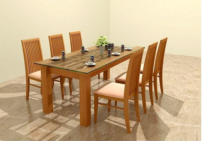 5 lý do nên chọn bàn ăn gia đình bằng gỗ-1
