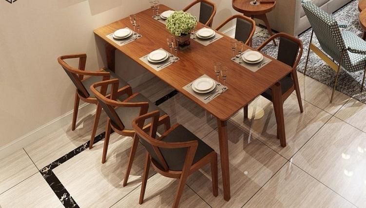 5 lý do nên chọn bàn ăn gia đình bằng gỗ-2