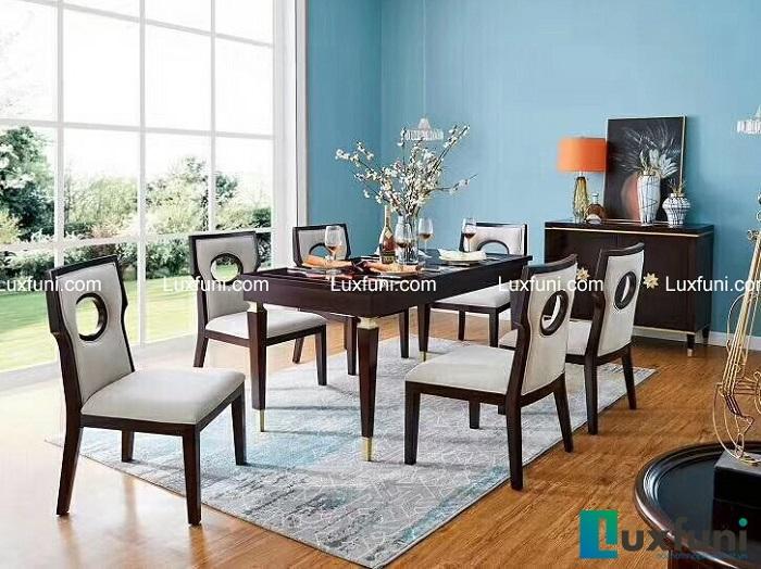 5 bộ bàn ăn 6 ghế đẹp hoàn hảo-2