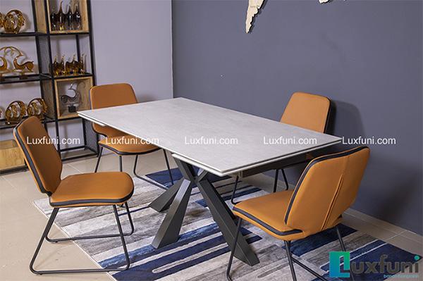 Bí kíp chọn bàn ăn thông minh 4 ghế vừa SANG, vừa XỊN-1