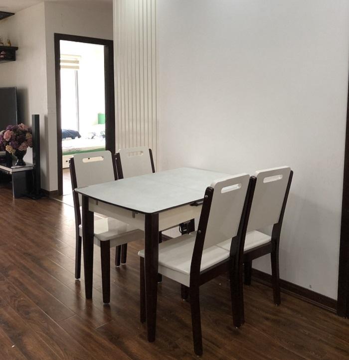 bộ bàn ghế ăn cho nội thất phòng bếp hoàn hảo