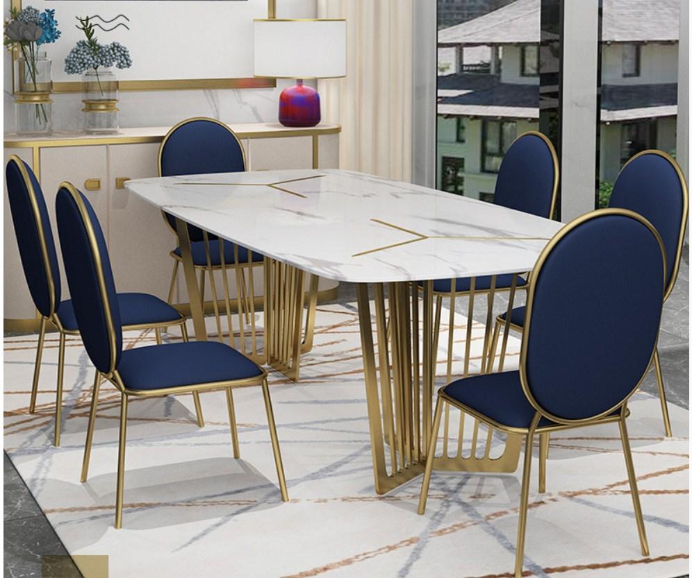 Tiêu chuẩn kích thước bàn ăn 2, 4, 6, 8, 10 ghế-6
