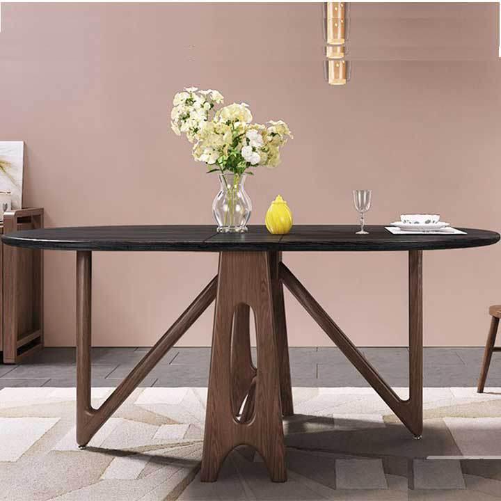 Bộ bàn ăn thông minh gấp gọn cho không gian nhỏ-11