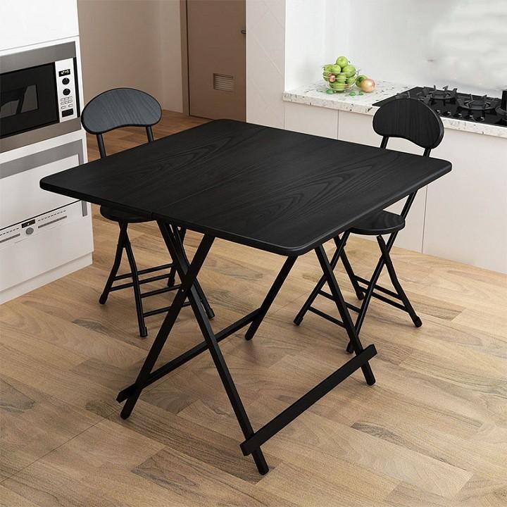 Bộ bàn ăn thông minh gấp gọn cho không gian nhỏ-8