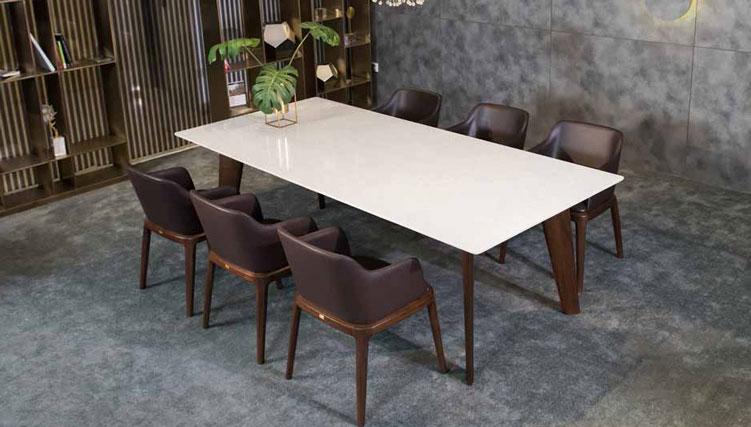 Tham khảo những mẫu bàn ăn đẹp hiện đại 6 ghế vừa túi tiền-1