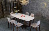 Tham khảo những mẫu bàn ăn đẹp hiện đại 6 ghế vừa túi tiền