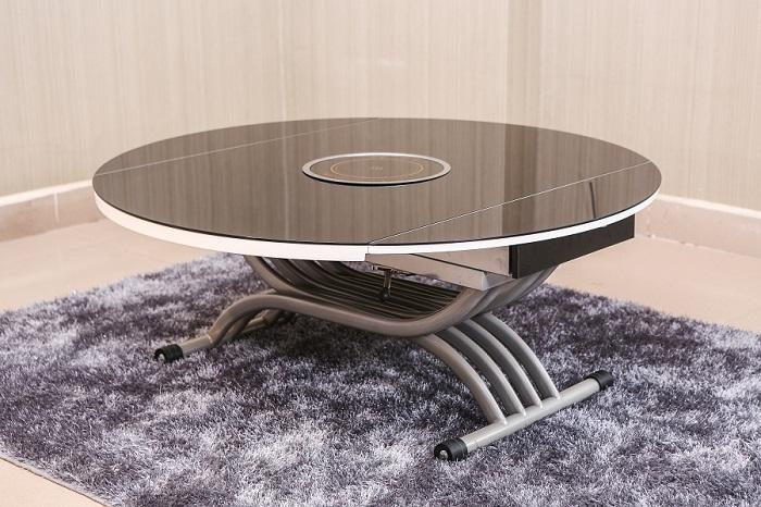 Tổng hợp 10+ bộ bàn ăn hiện đại nhập khẩu bán chạy-10