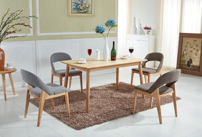Tổng hợp 10+ bộ bàn ăn hiện đại nhập khẩu bán chạy-8