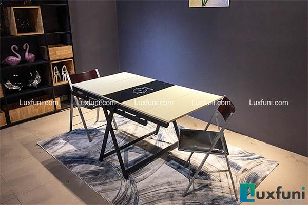 [TỔNG HỢP] Mẫu bàn ăn đẹp - xu hướng bàn ăn chung cư hiện nay-11