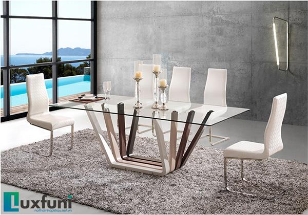 [TỔNG HỢP] Mẫu bàn ăn đẹp - xu hướng bàn ăn chung cư hiện nay-14