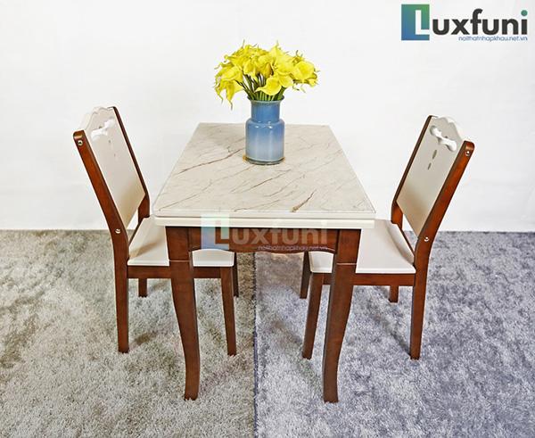 [TỔNG HỢP] Mẫu bàn ăn đẹp - xu hướng bàn ăn chung cư hiện nay-7