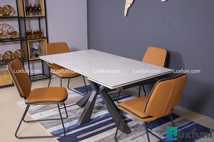 5 bộ bàn ăn thông minh 4 ghế đẹp cực phẩm-2