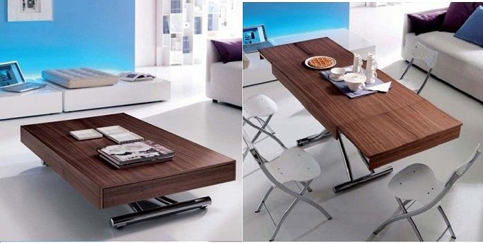 Các mẫu bàn ăn thông minh thông dụng nhất hiện nay-5