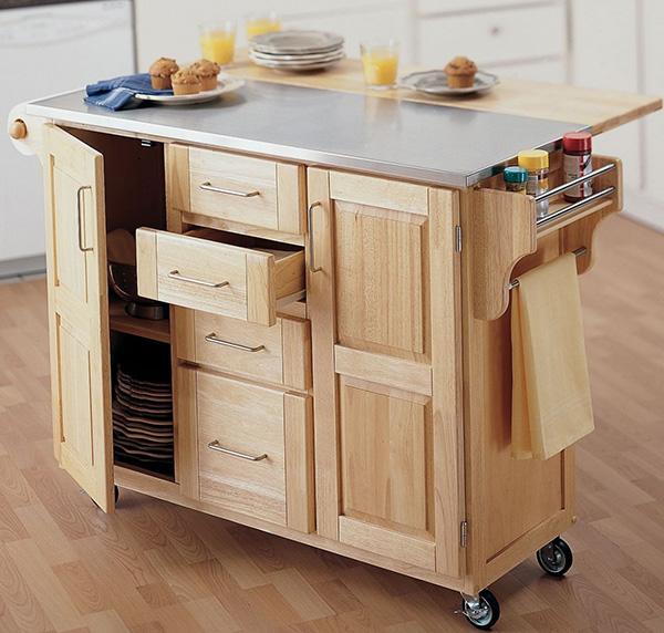 """""""Hô biến"""" không gian bếp từ những phụ kiện bàn ăn thông minh-12"""