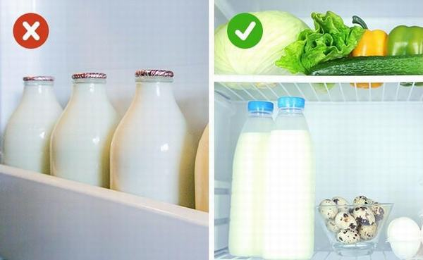 Mẹo bảo quản thực phẩm tươi lâu và cất giữ trong tủ lạnh-4
