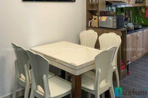 Bàn ăn bếp từ T1362-Chị Nga-Chung cư Smile Building, Số 1 Nguyễn Cảnh Dị-2