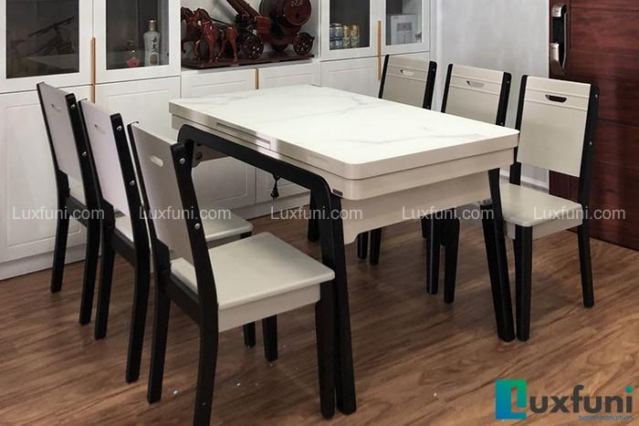 Bàn ăn bếp từ T9158-Anh Bình-Tòa HHB, Chung cư Thái Hà, 43 Phạm Văn Đồng