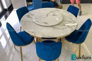 Bàn ăn mặt đá AG86-Chú Đại-Vinhomes Imperia, Bạch Đằng, Hải Phòng-1