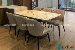 Bàn ăn mặt đá T261-Anh Quang-Tòa A2, Chung cư Amber Riverside, 622 Minh Khai-2