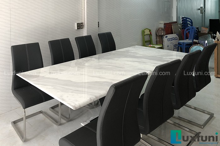 Bàn ăn mặt đá TC8189-Chị Phương-Hà Huy Tập, Viên, Gia Lâm, Hà Nội-1