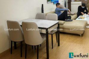 Bộ bàn ăn 871-Anh Hòa-Tòa CT3, Chung cư Gelexia Riverside, 885 Tam Trinh-1