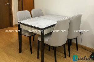 Bộ bàn ăn 871-Anh Hòa-Tòa CT3, Chung cư Gelexia Riverside, 885 Tam Trinh