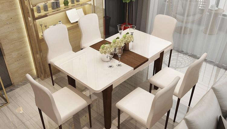 Cách nhận biết bàn ghế ăn nhập khẩu đơn giản và chuẩn nhất