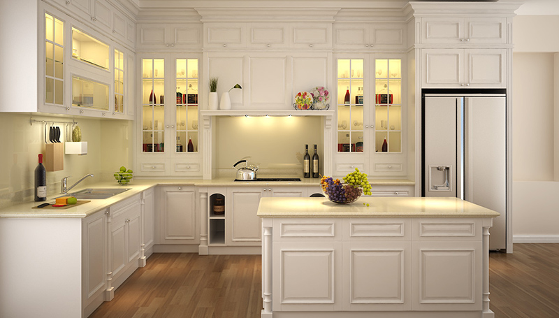 Cách sắp xếp nhà bếp gọn gàng, sạch sẽ, khoa học nhất-8