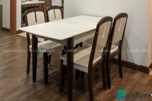 Ghế ăn 23 kết hợp bàn ăn bếp từ 870-Anh Vinh-Tòa S3, Gold Mark City, 136 Hồ Tùng Mậu-1