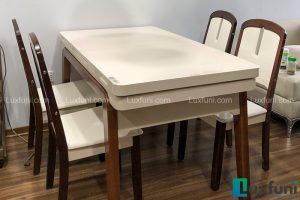 Ghế ăn 23 kết hợp bàn ăn bếp từ T1358-Chị Nguyệt-Tòa FS, 47 Nguyễn Tuân