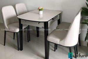 Ghế ăn A6 kết hợp bàn ăn thông minh B68-Chị Nhung-Tòa S211, Vinhomes Ocean Park-1