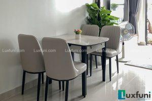 Ghế ăn A6 kết hợp bàn ăn thông minh B68-Chị Nhung-Tòa S211, Vinhomes Ocean Park-2