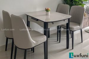 Ghế ăn A6 kết hợp bàn ăn thông minh B68-Chị Nhung-Tòa S211, Vinhomes Ocean Park