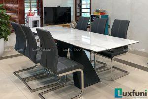 Ghế ăn C394 kết hợp bàn ăn thông minh mặt đá T839-Chú Minh-Thị trấn Hùng Sơn, huyện Lâm Thao, Phú Thọ-1