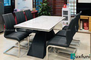 Ghế ăn C394 kết hợp bàn ăn thông minh mặt đá T839-Chú Minh-Thị trấn Hùng Sơn, huyện Lâm Thao, Phú Thọ