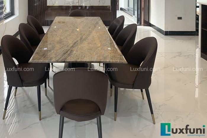 Ghế ăn TC5125 kết hợp bàn ăn mặt đá TC8189-Chị Thủy-Tổ 1, đường Phú Diễn-1