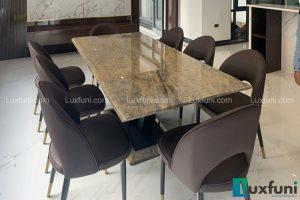 Ghế ăn TC5125 kết hợp bàn ăn mặt đá TC8189-Chị Thủy-Tổ 1, đường Phú Diễn