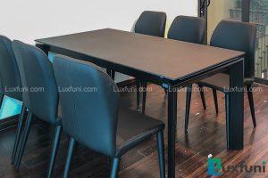Ghế ăn TC5126 kết hợp bàn ăn thông minh mặt gốm 7082-Chú Cường-Đường Phương Mai-1